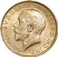 1913 George V Gold Sovereign